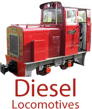 Click to see our Diesel Locomotives