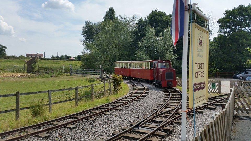 Gordon Approaching Amerton