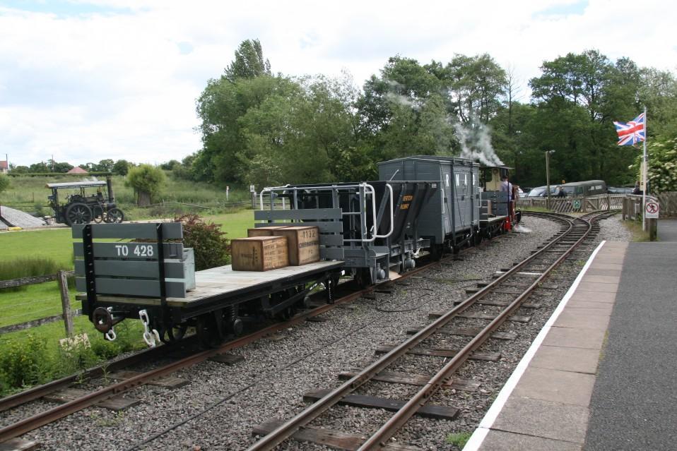 RNAD Wagons